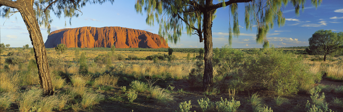 Ayer's Rock (Uluru), Northern Territories, Australia