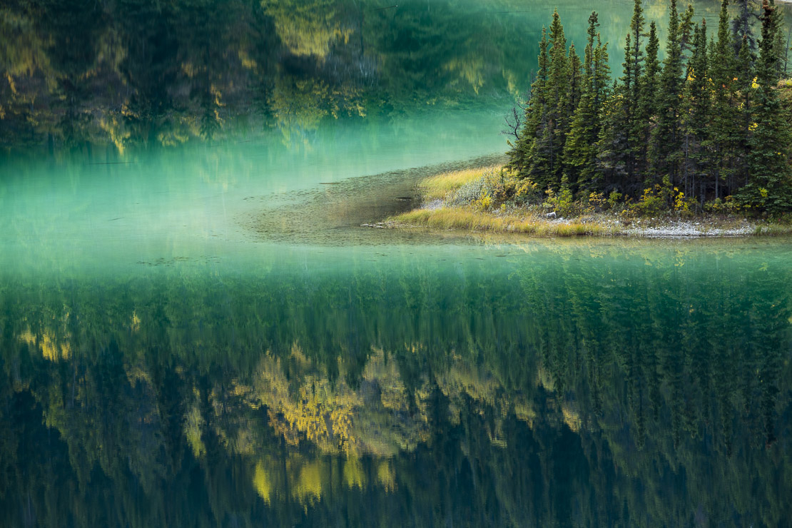 Emerald Lake, Carcross, Yukon Territories, Canada
